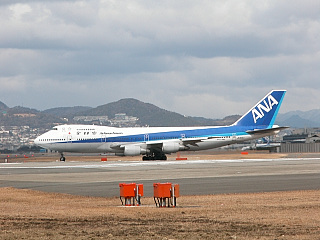 ANA B747SR-81 (JA8157)