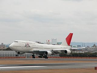 JAL B747-446D (JA8905)