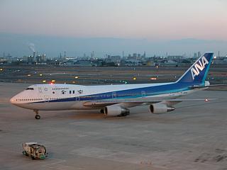 ANA B747SR-81 (JA8159)