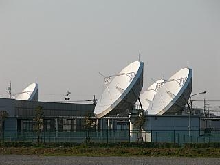 川口衛星管制センター