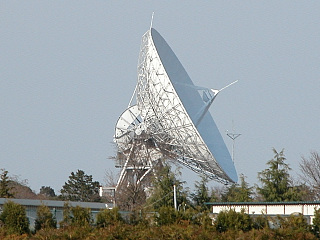 KDDI茨城衛星通信センター