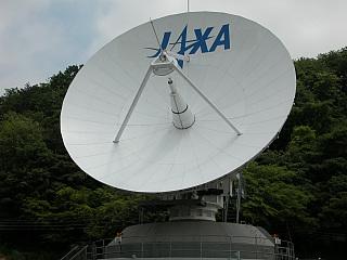 JAXA地球観測センター 13m