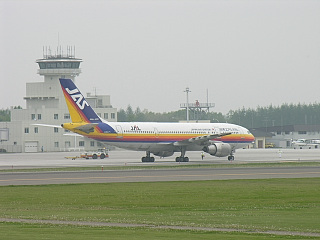 JAL A300B2K-3C (JA8471)