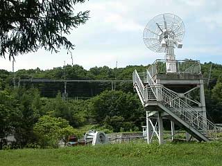 菅平宇宙電波観測所