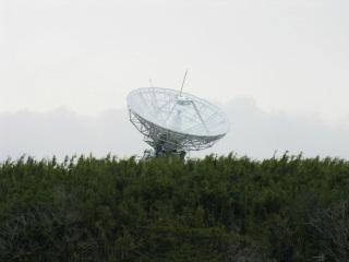JAXA増田宇宙通信所 新GN10mアンテナ
