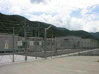 新疋田変電所