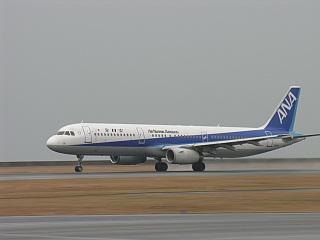 A321-131(JA101A)