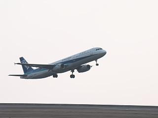 A321-131(JA107A)