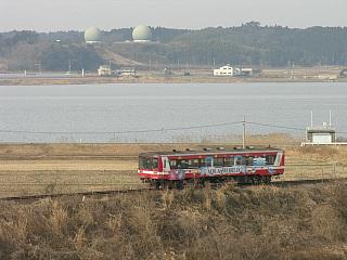 新鉾田〜北浦湖畔間