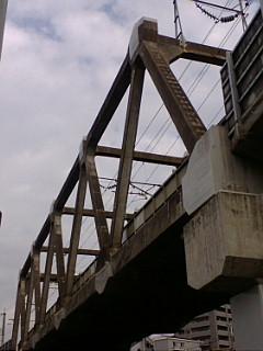 岩鼻PCトラス鉄道橋りょう