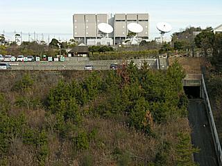 神戸航空衛星センター&室谷ダム
