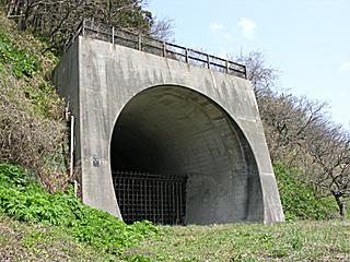 名称不明の未成トンネル