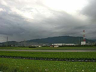 新信濃変電所
