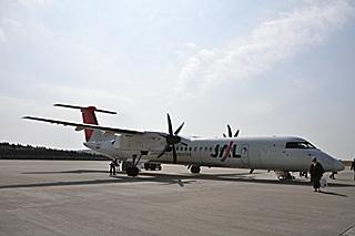 DHC-8-402 (JA847C)