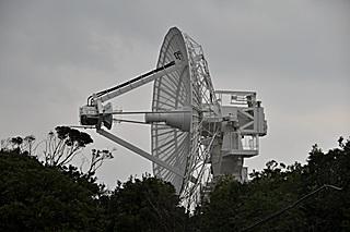 JAXA宇宙ヶ丘追跡所 10m