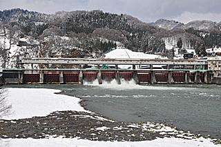 JR東日本 宮中ダム