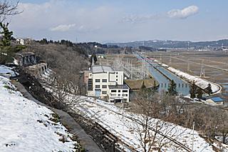 JR東日本 千手発電所