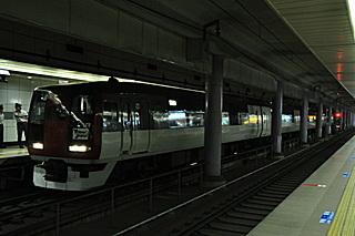 Ne-07編成@成田空港駅