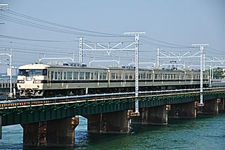弁天島〜新居町間にて