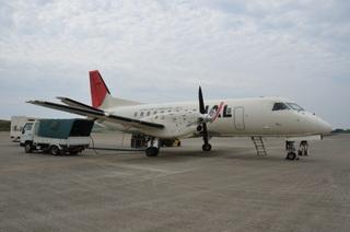 SAAB 340B (JA8887)